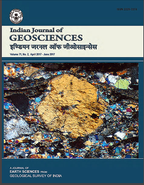 Indian Journal of Geosciences Image