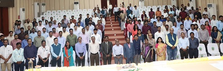 Participants at Training Institute